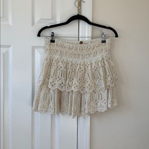 Free People a Skirt